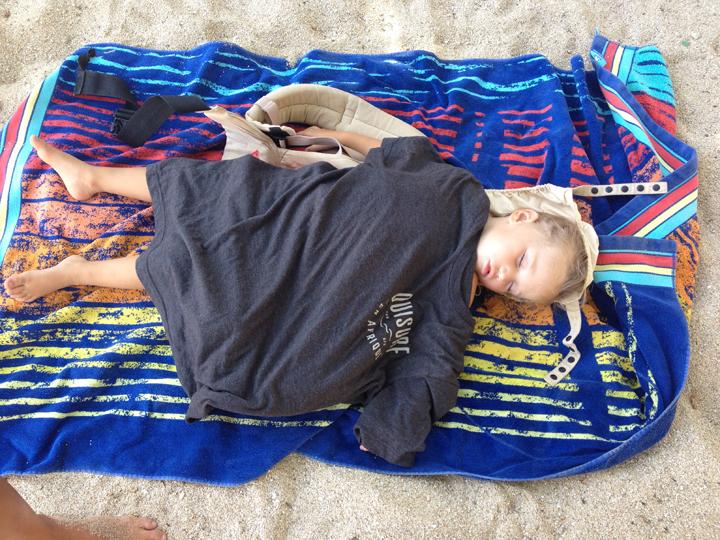 Sieste mexicaine Photo : Kristine Choinière