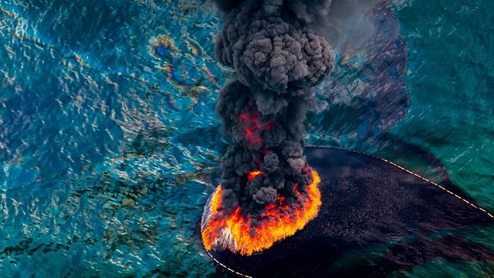 photo : Daniel Beltra - Greenpeace