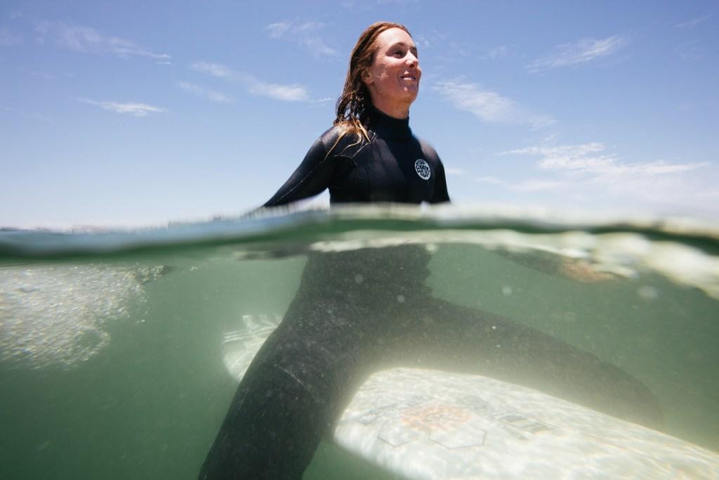 Marie-Christine Amyot - Puerto Viejo, Pérou - Rip Curl Wetsuit : Women Dawn Patrol Back Zip 3/2