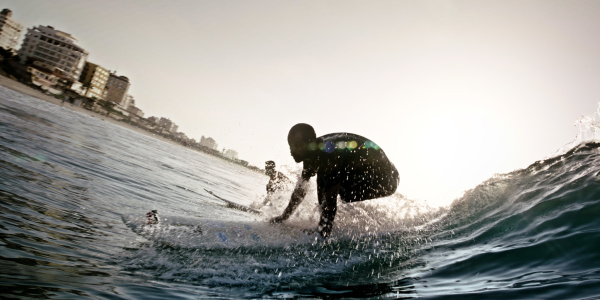 Photo: Documentaire «Gaza Surf Club»