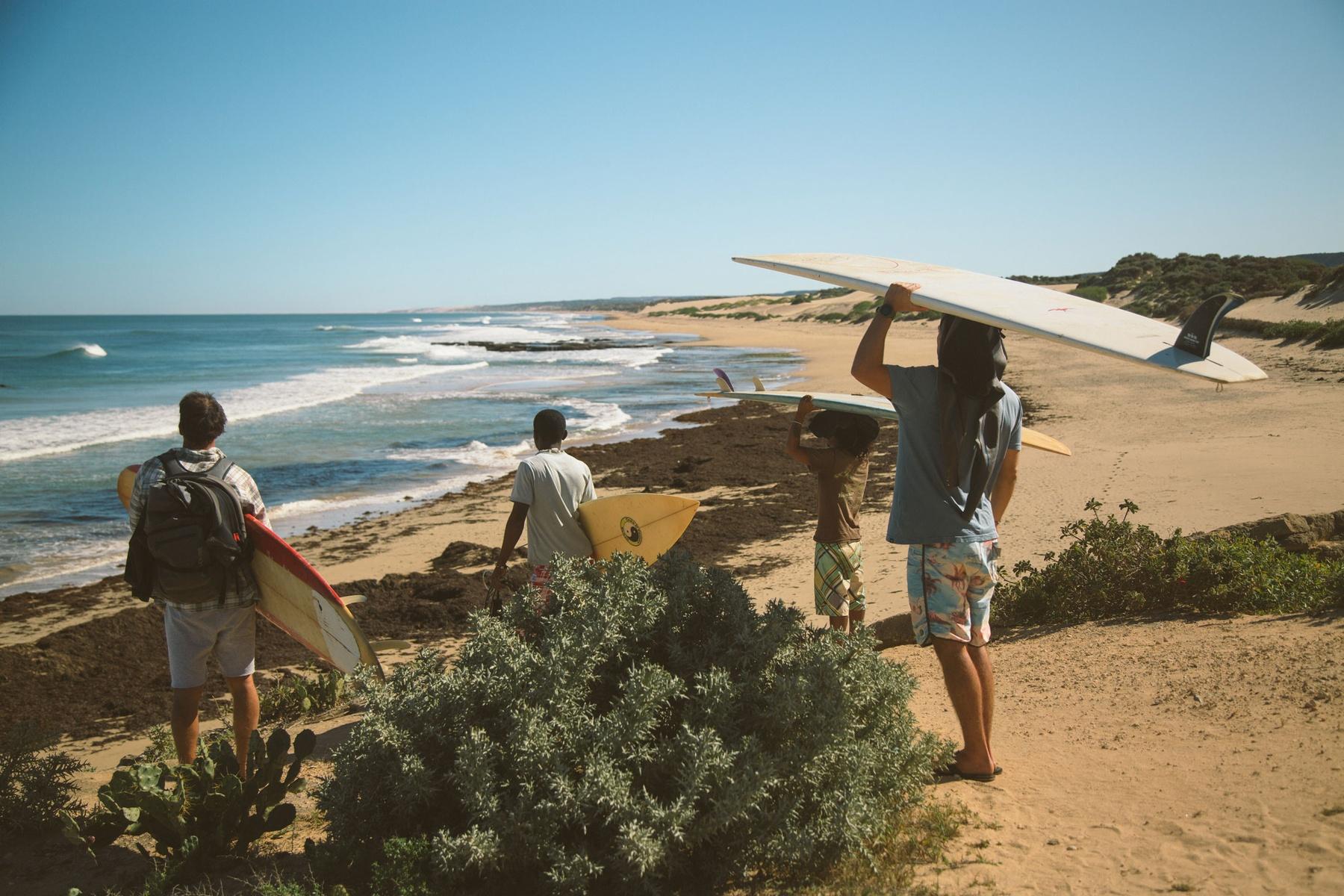 OuiSurf en Afrique Madagascar surf spot