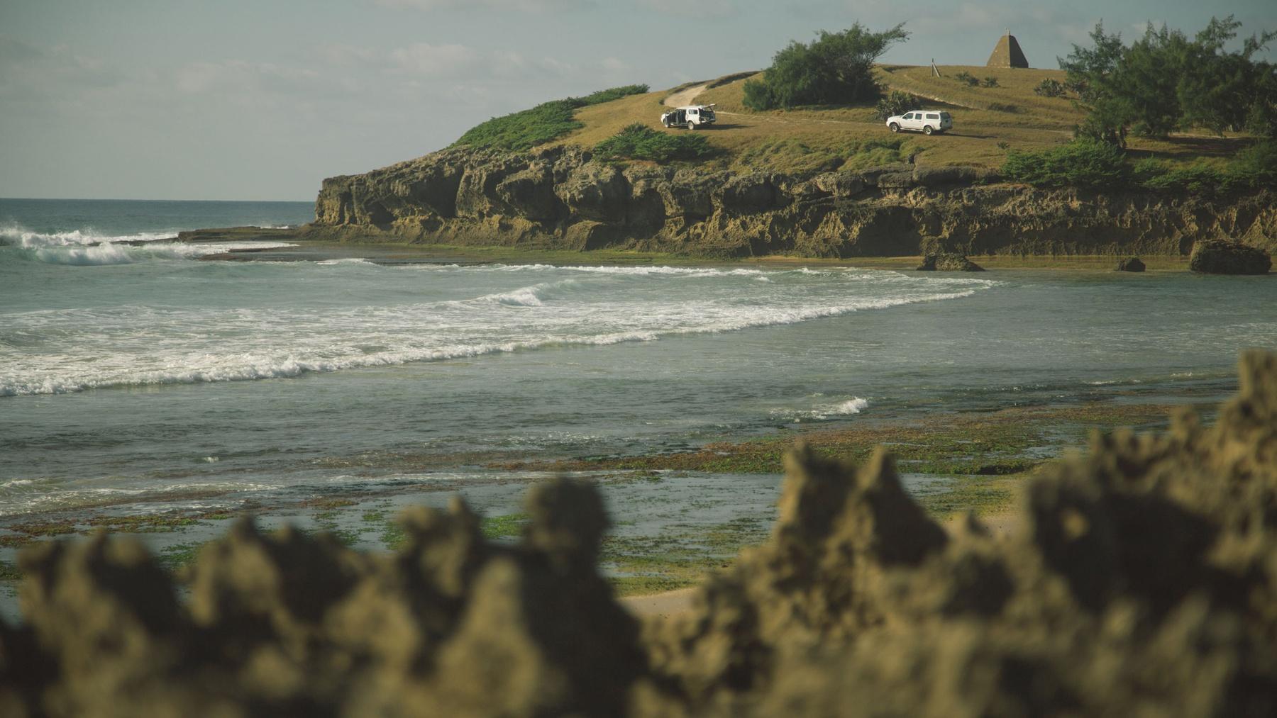 OuiSurf en Afrique Mozambique Surf Road trip