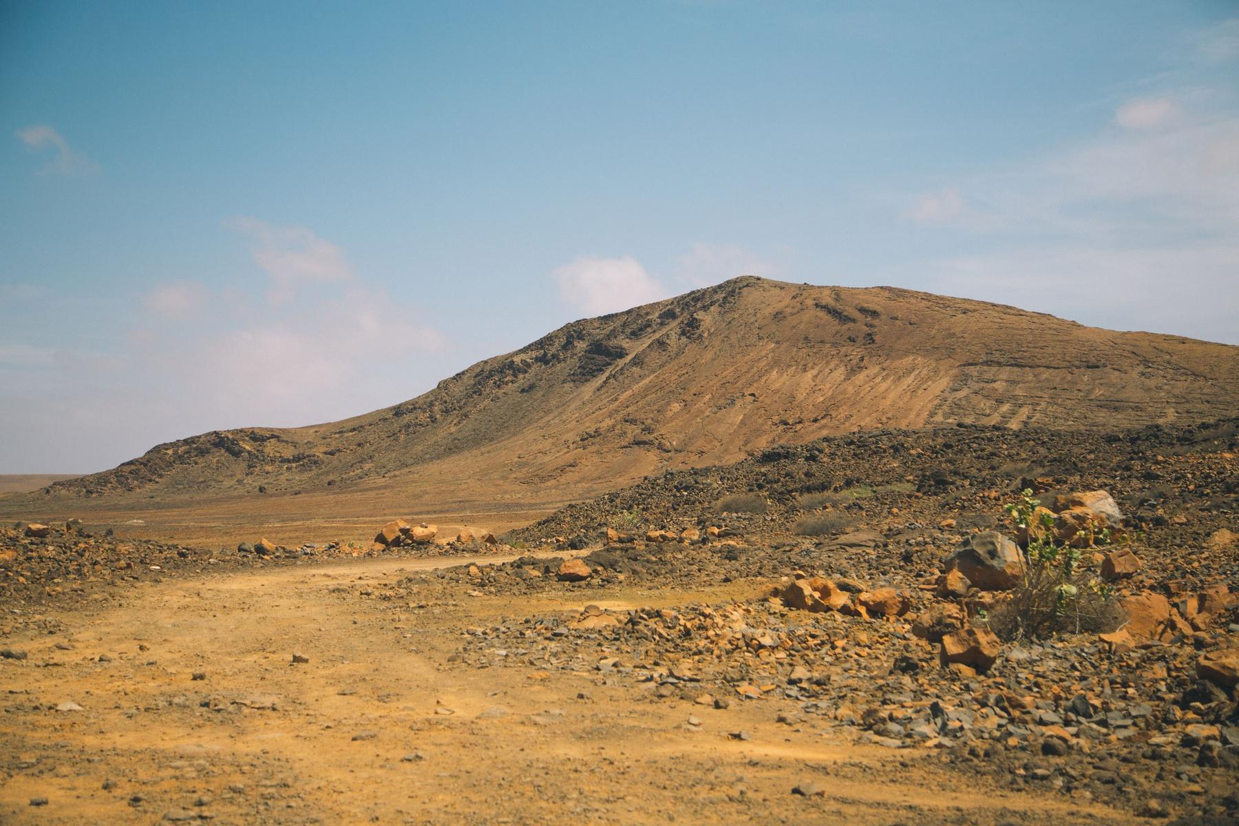 OuiSurf en Afrique Cape Vert Désert