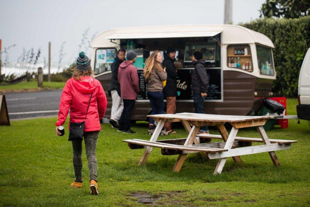 New Zealand food truck