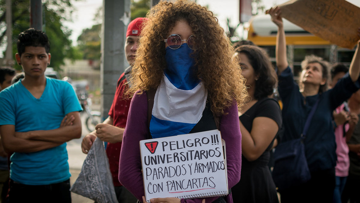 Nicaragua comprendre la crise