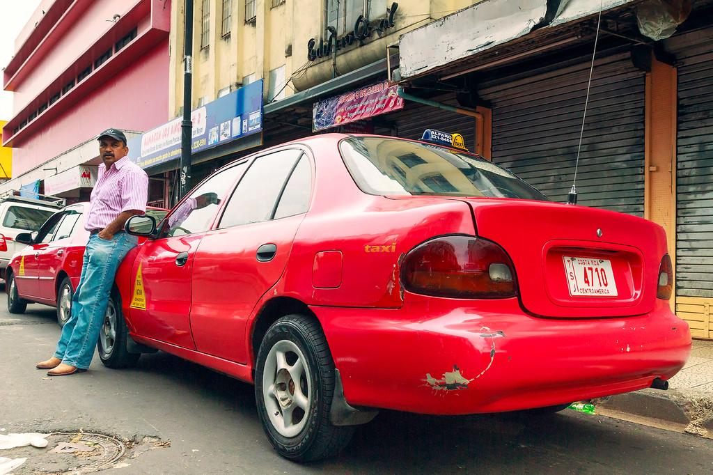 taxi costa rica san jose