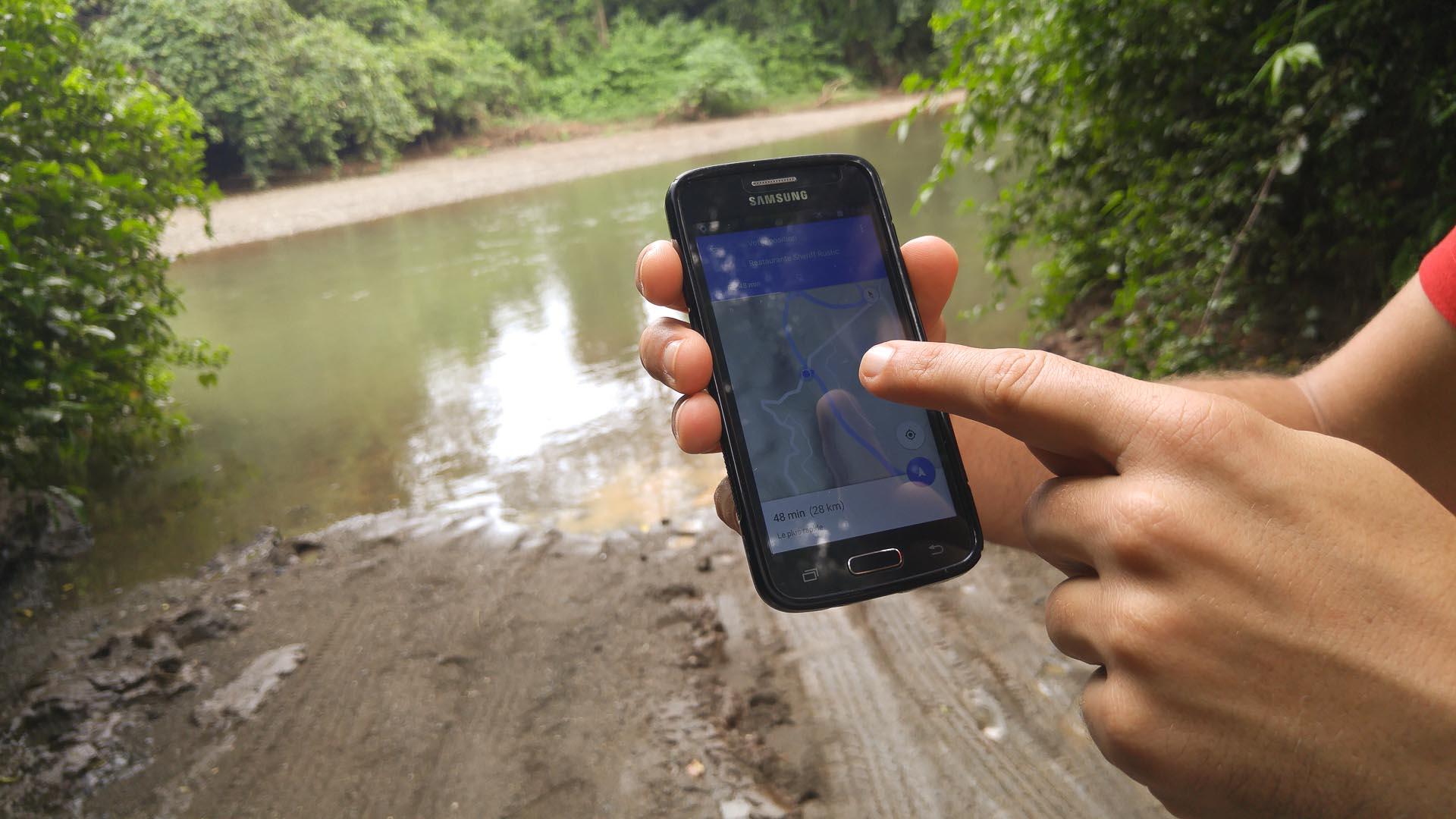 google maps tamarindo costa rica