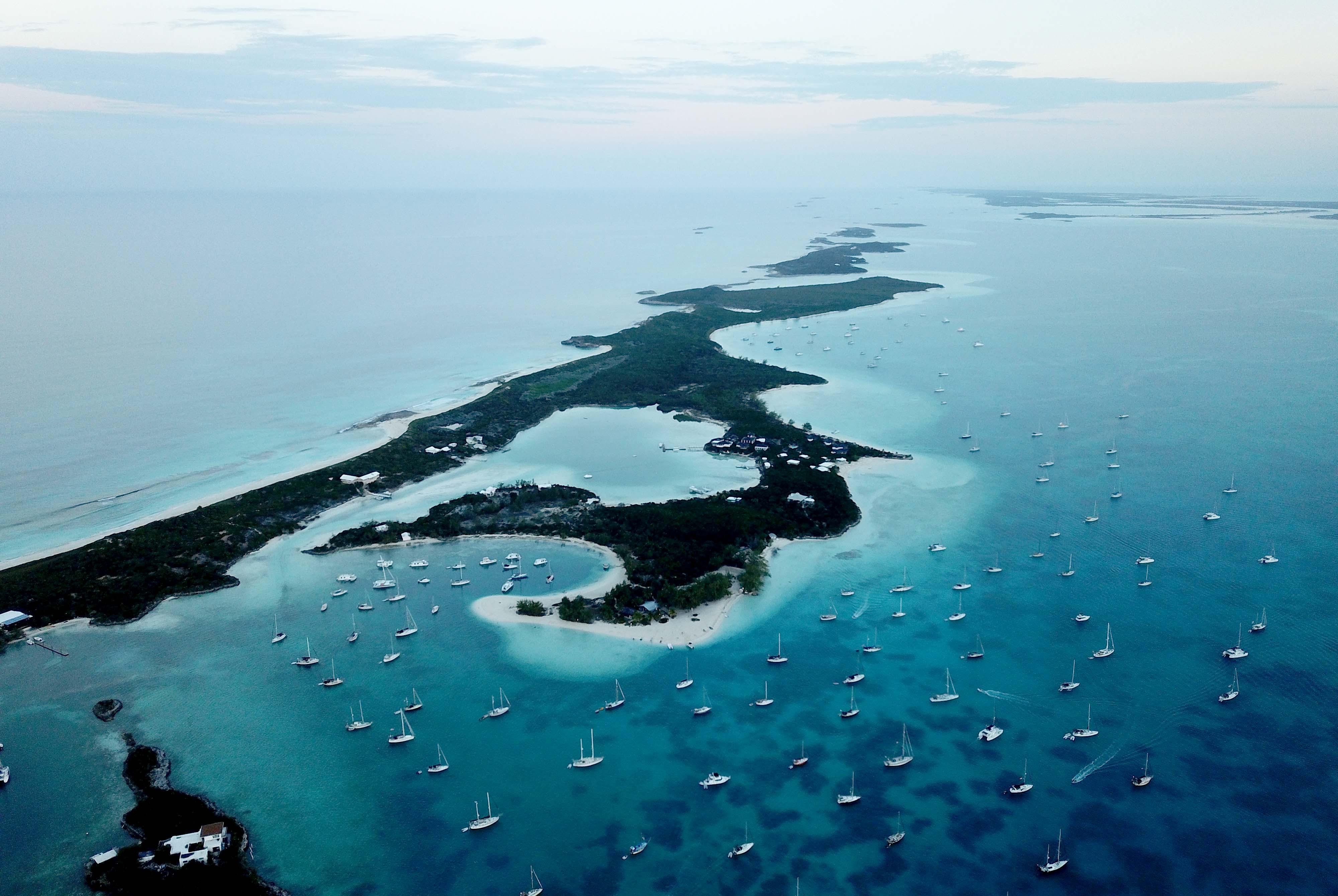 Bahamas en voilier