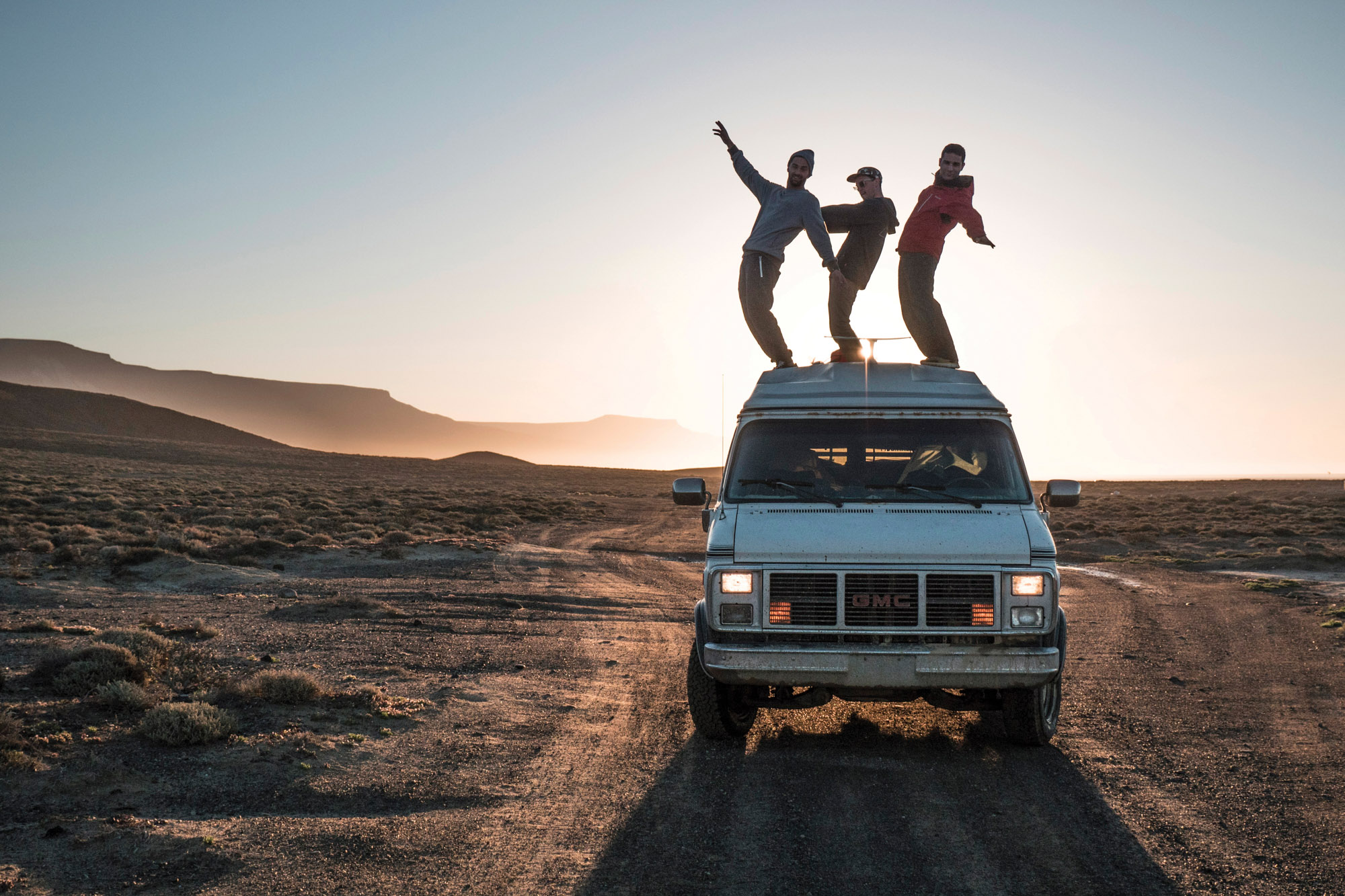 Roadtrip jusqu'au Mexique