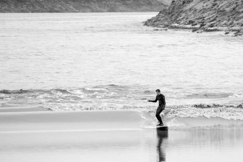 Tidalbore surfing Moncton