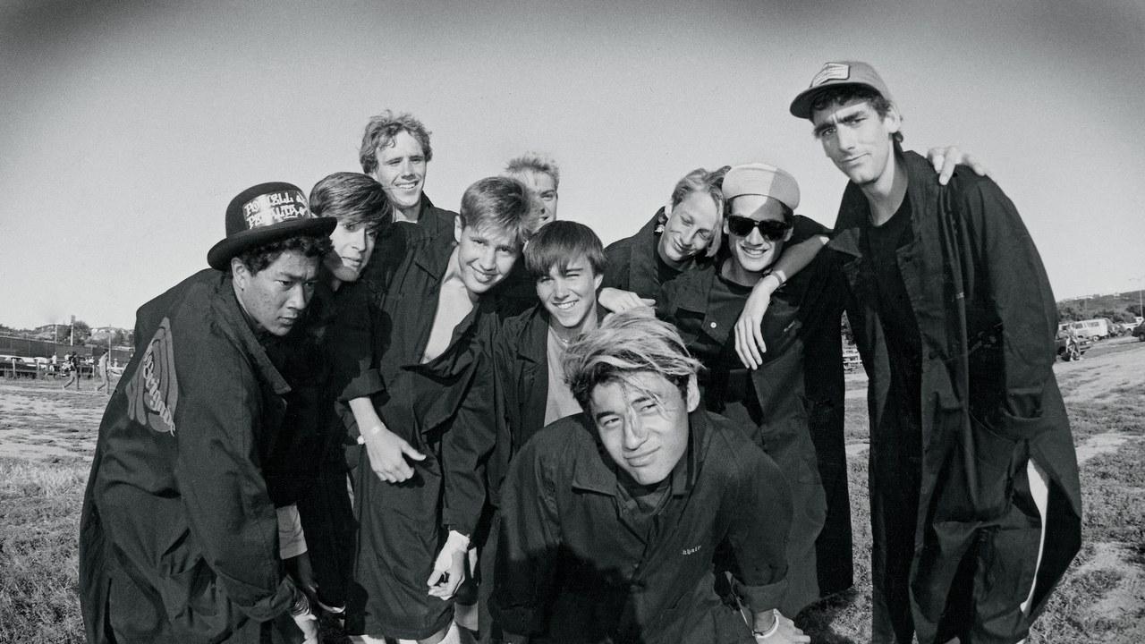 Bones Brigade's crew