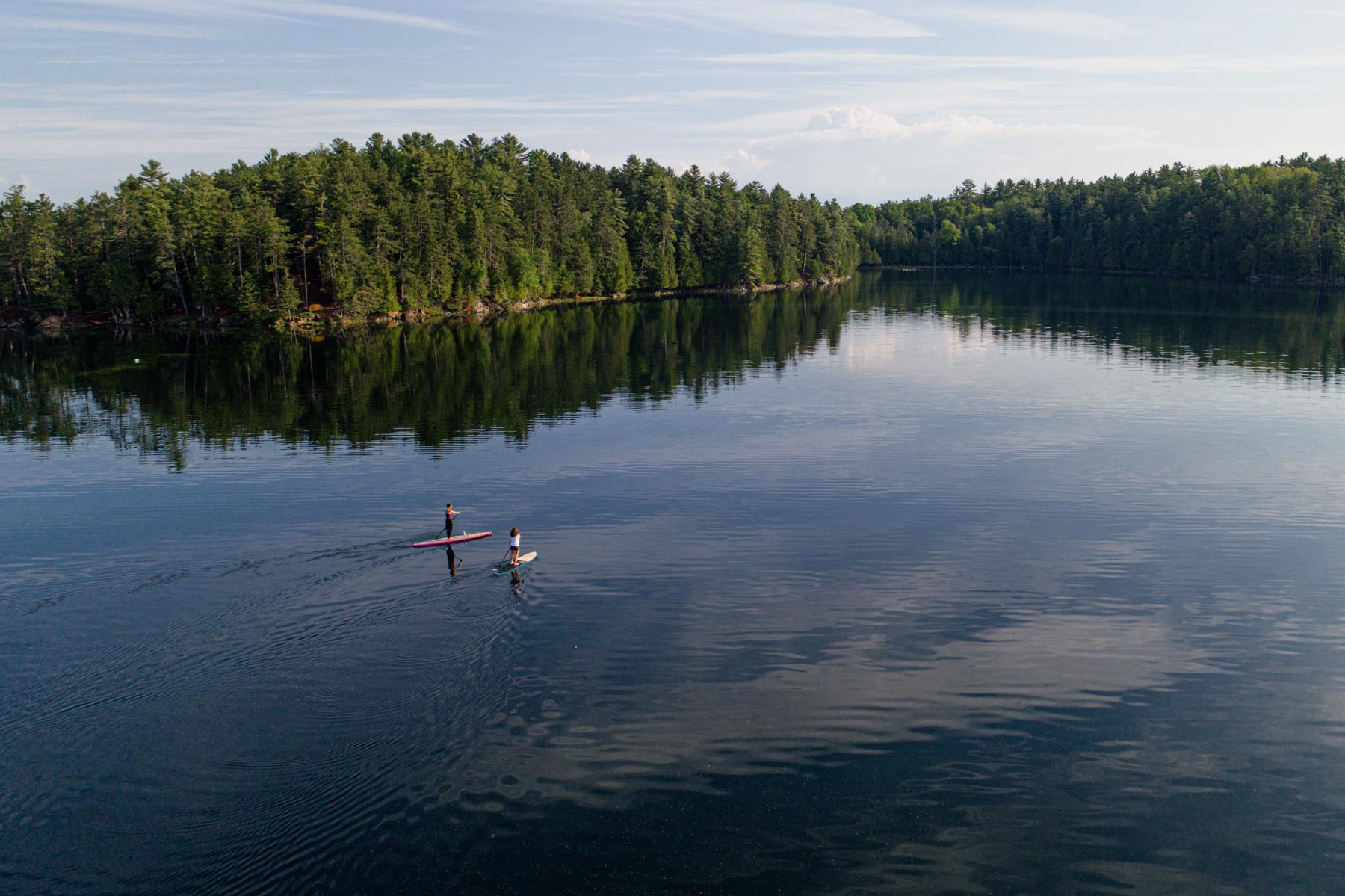 Camping Lac des Trente-et-un-Milles