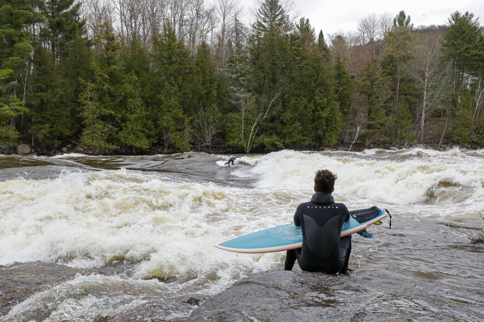 Surf de rivière