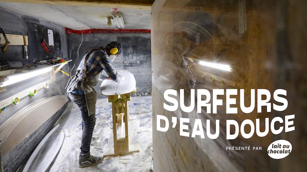 Surfeurs de rivière à Montréal